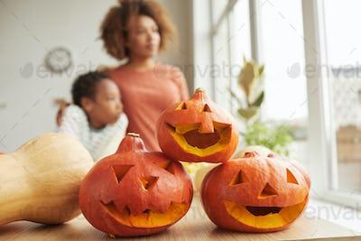 Carved Pumpkins For Halloween