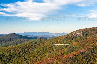 Grandfather Mountain, North Carolina, USA.