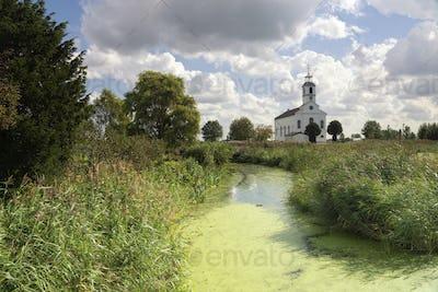 Church from Simonshaven