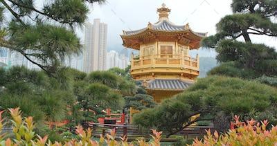 Diamond Hill, Hong Kong, 21 April 2018:- Chi Lin Nunnery