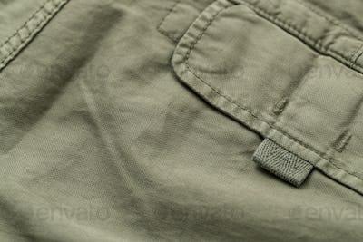 Vintage army green pant