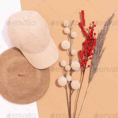 Stylish autumn accessories