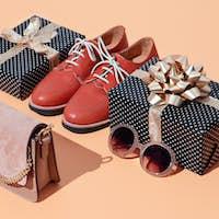Gift box and stylish