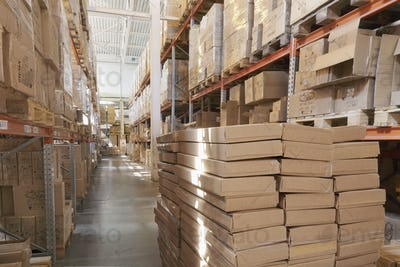 Warehouse Pallet