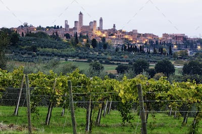 Hill Town of Pienza