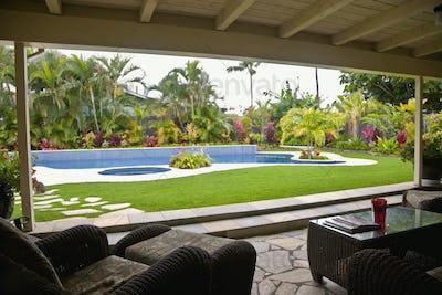 Open Air Luxury Patio
