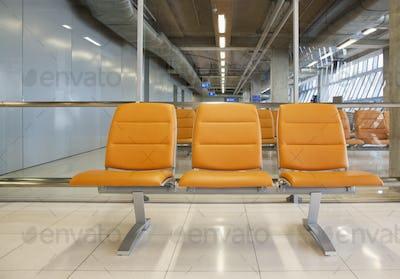 Seating at Airport