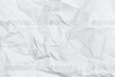 Pattern of the crashed paper