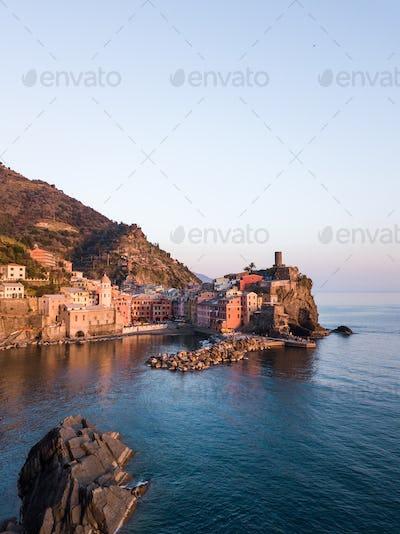 Portovenere Cinque Terre City