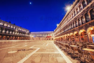 St Mark's Square and Campanile bell