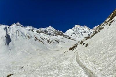 Annapurna Range, Trek to Annapurna Base Camp, Himalaya, Nepal
