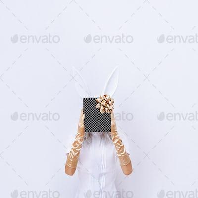 Fashion Magic Rabbit Girl