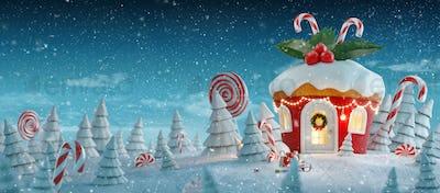 Christmas fullcg cupcake wide