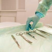 Modern operating room