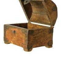 Old Treasure Box