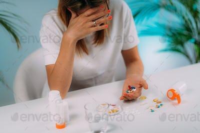 Medicine non adherence.