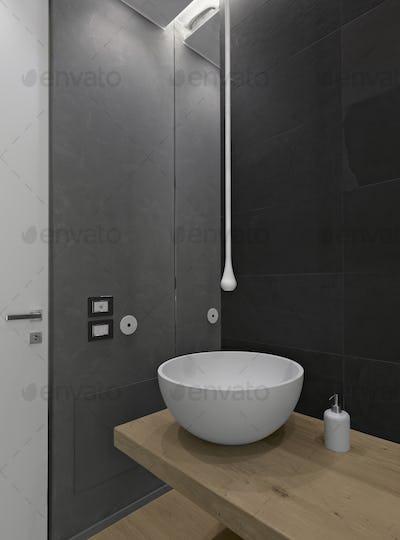 Modern Bathroom Interior 2217018
