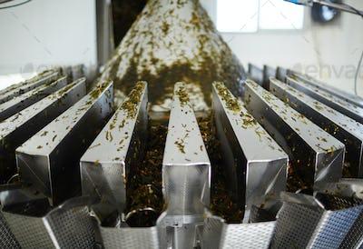 Seasoning seaweed salad