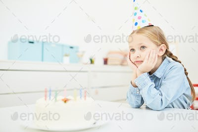 Birthday of girl