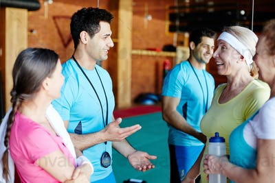 Coach consulting women