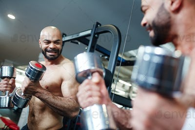 Activity in gym