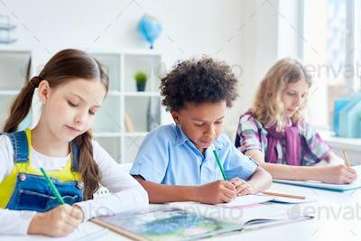Intercultural pupils