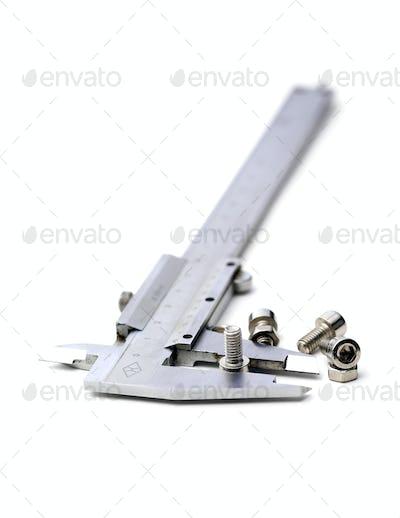 caliper and bolts
