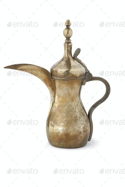 Anique Arabic coffee can