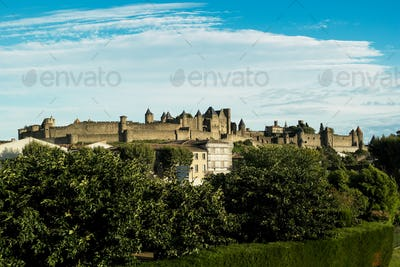 Carcassonne Fortress, France