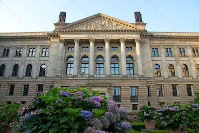The Bundesrat in Berlin