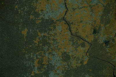 Old grungy wall background texture with cracks