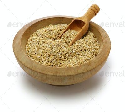 pinhead oats, steel cut coarse oatmeal