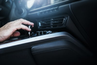 Changing Vehicle Gears in the Modern Car Interior