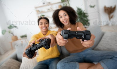 Enjoy free time during covid-19 quarantine and play in video game at home