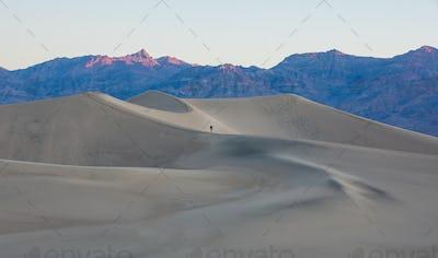 Sand Dunes of America