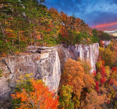 New River Gorge, West Virginia, USA