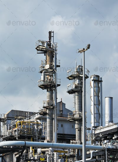 Gas industry