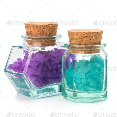 Aromatic natural mineral salt