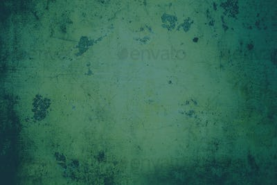 abstract tidewater green background