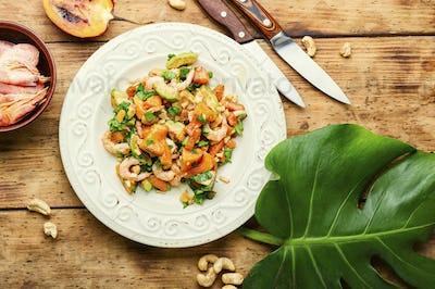 Shisha details with tamarillo flavor