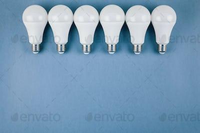Energy saving and eco friendly LED light bulbs