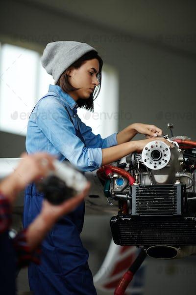 Reairing service
