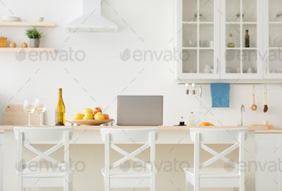 Modern food and interior design blog, freelance and remote work from home