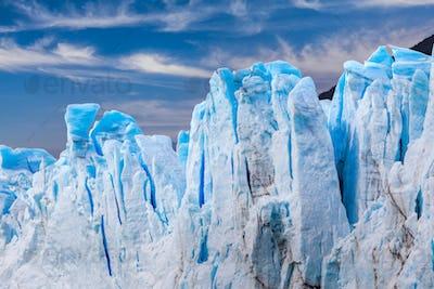 The Perito Moreno Glacier - Los Glaciares National Park in Argentina