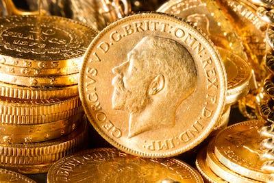 Georges V coins