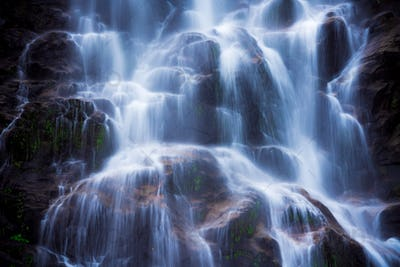 Sunanta Waterfall, Khao Nan National Park, Nakhon Si Thammarat, Thailand