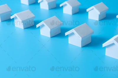 Real estate property concept