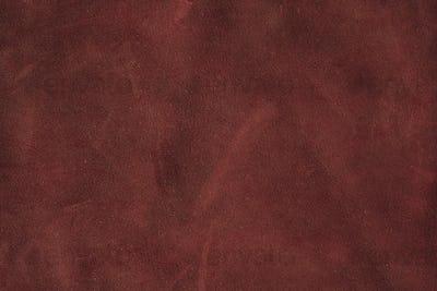 burgundy or dark pink genuine leather texture background, genuine leather