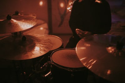 Still image from Acres debut album Lonely World. Check them out at acresofficial.com