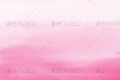 Taffy pink watercolor textured background